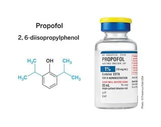 Propofol: Anaesthetic drug used for executions