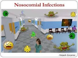 What are the Nosocomial infections?