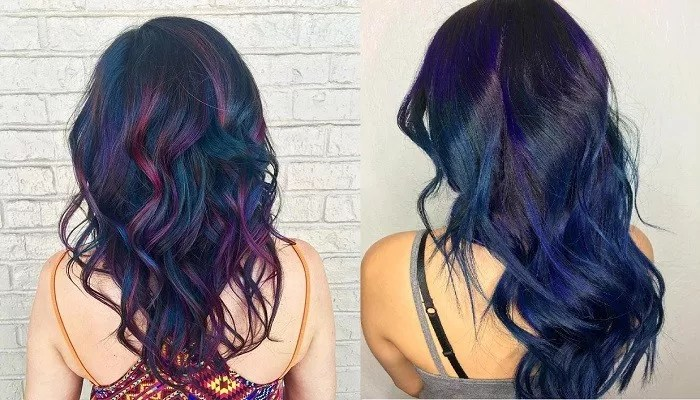 Oil Slick Hair – How to create?