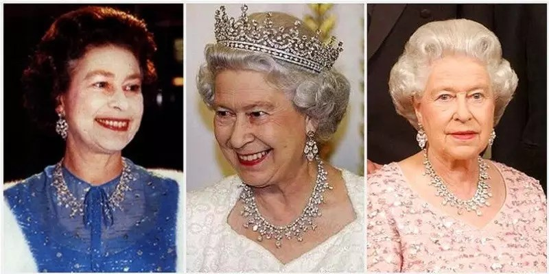 Diamond Neclaces – The Queen