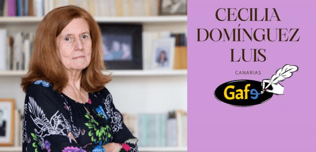 1 poema de «Lítica» de Cecilia Domínguez Luis