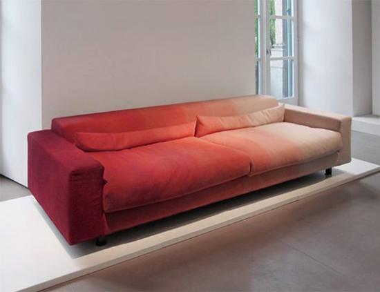 ombre couch lampsplus