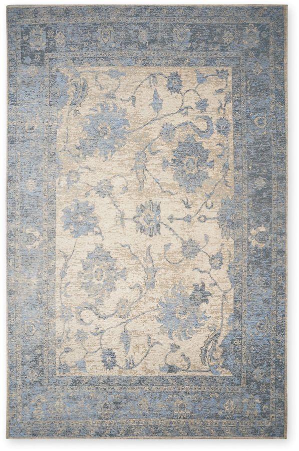 Powder blue rug Next