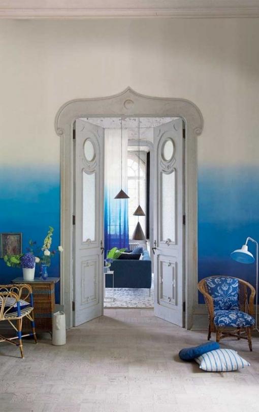 ombre wallpaper