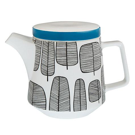 trees teapot