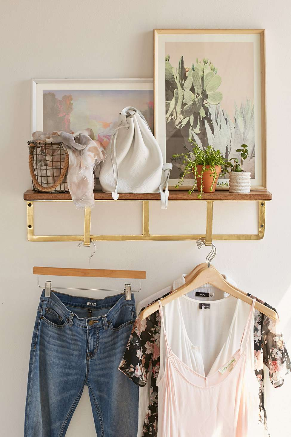 Urban Outfitters sale shelf