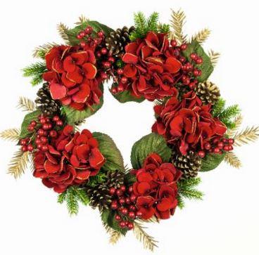 christmas wreath arnotts