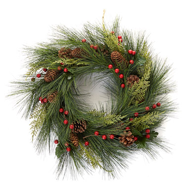 christmas wreath dunnes stores