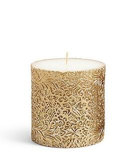 Christmas candle Marks and spencer