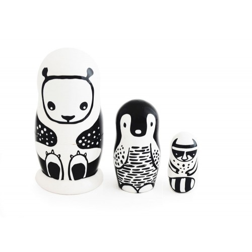 Mopsy and lils wooden dolls russian dolls