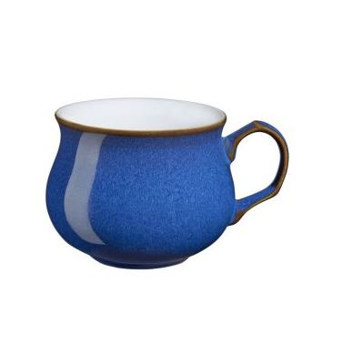 arnotts tea cup mug blue