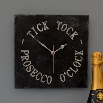 not on the high street clock