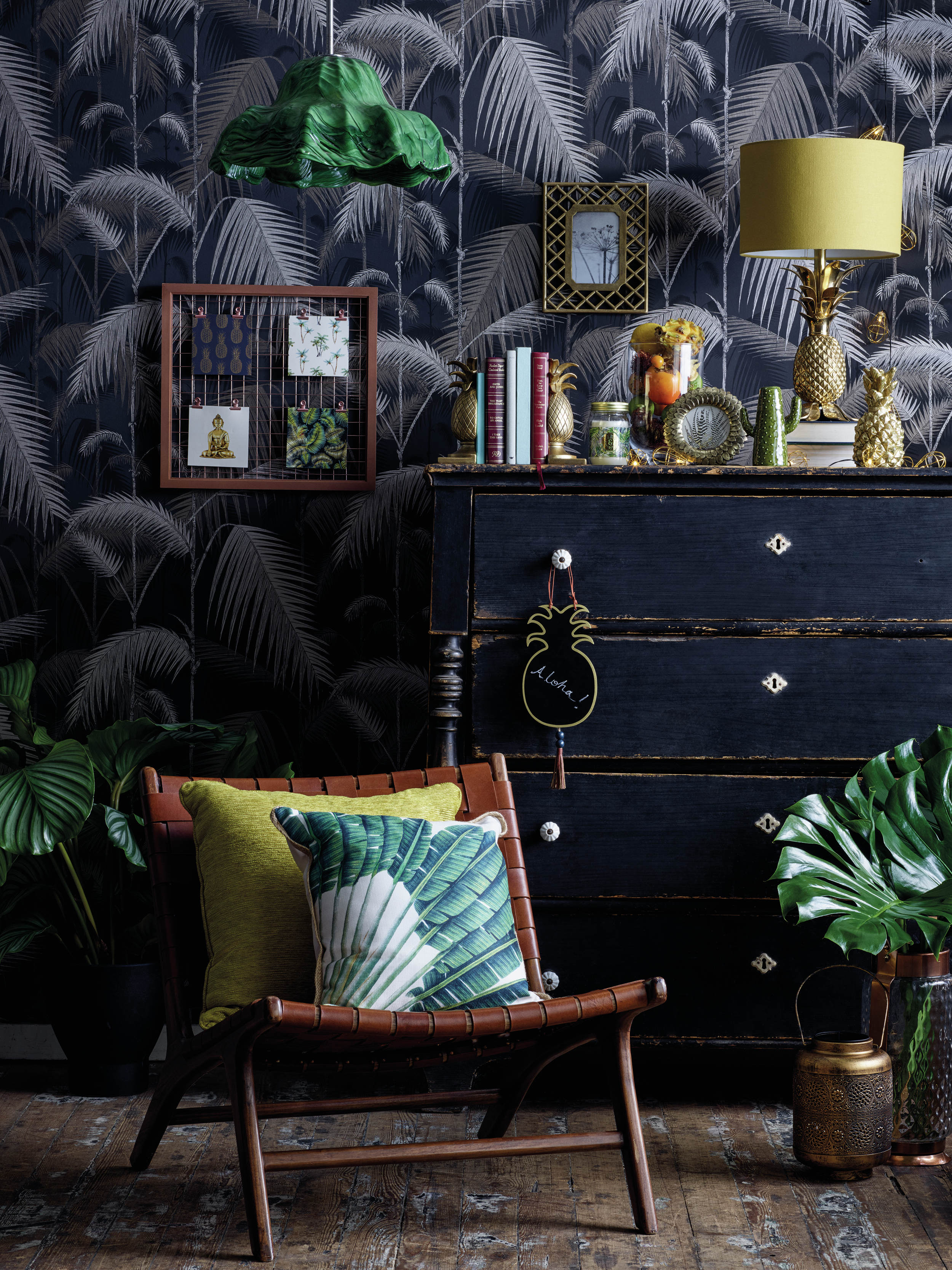 penneys interiors hawaiian noir
