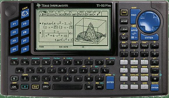 Texas TI-92