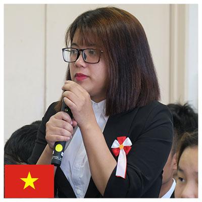 ベトナム留学生