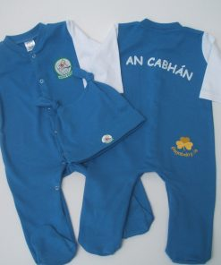 GagaBaby Cavan GAA Babygro and Hat Set