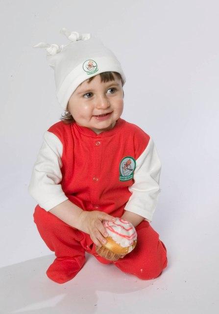 GagaBaby Louth GAA Babygro and Hat Set