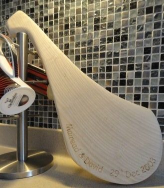 GagaBaby Hurl Shaped Chopping Board