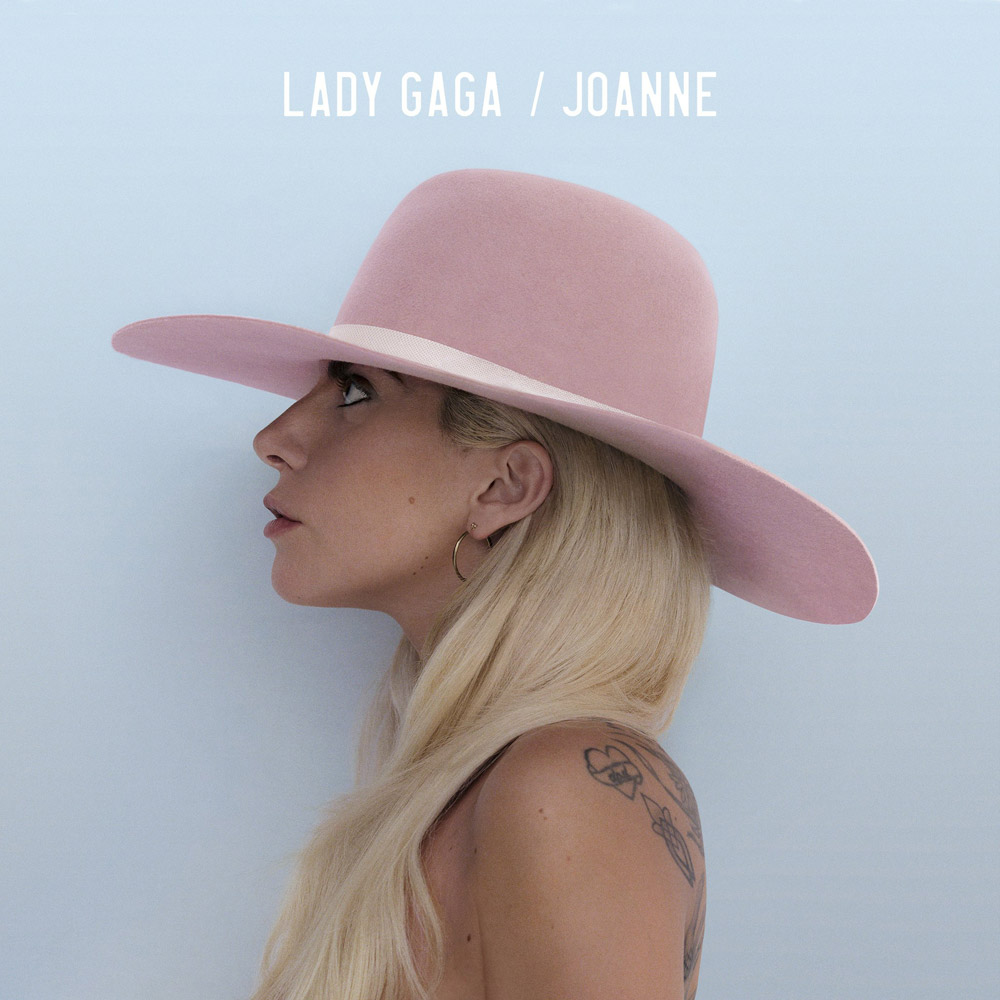 Image result for lady gaga joanne album cover