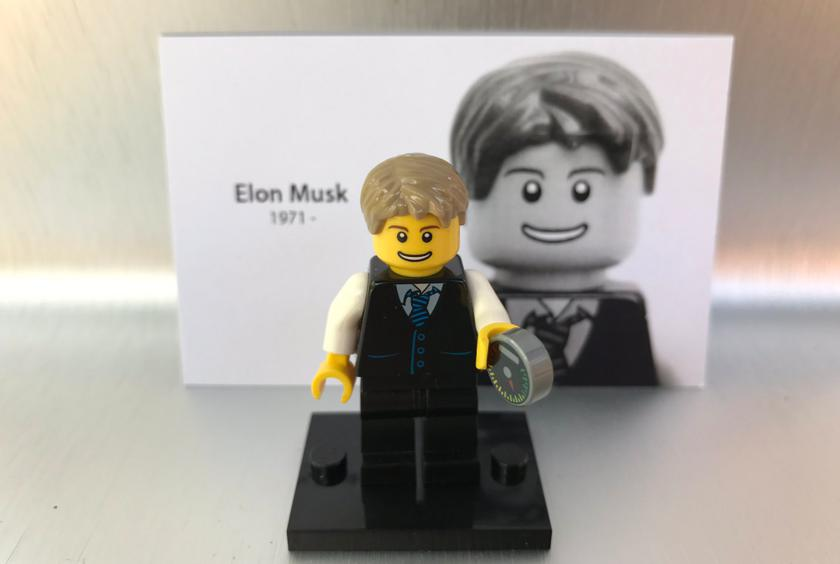 Ilon Mask will sell Lego bricks produced during drilling of tunnels     Ilon Mask will sell Lego bricks produced during drilling of tunnels