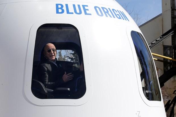 Безос намерен ежегодно продавать акции Amazon на $1 млрд для финансирования Blue Origin