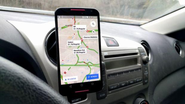 Новый GPS-чип в смартфонах укажет место с точностью до 30 см