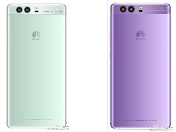 Стали известны цены и характеристики Huawei P10 и P10 Plus