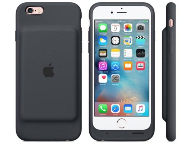 Apple запустила в продажу в России официальный чехол с аккумулятором для iPhone