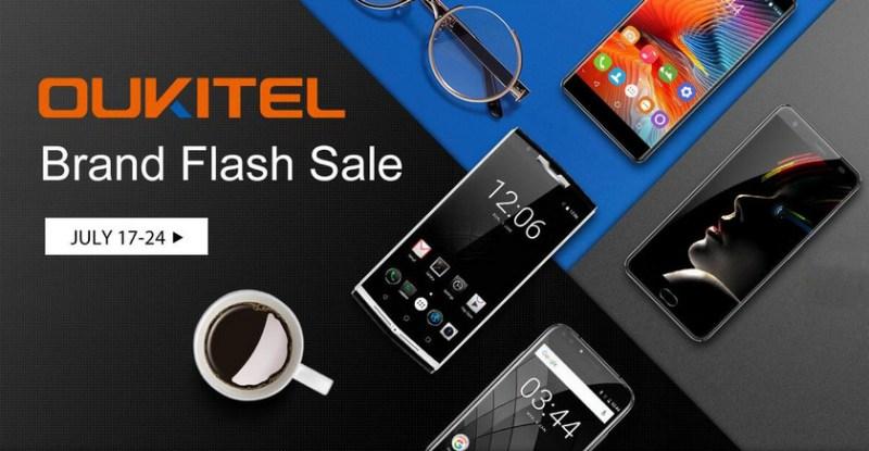 Распродажа Oukitel в GearBest: вкусные цены на 12 смартфонов