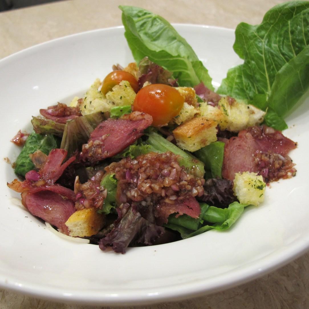 Smoked Duck Salad 70K