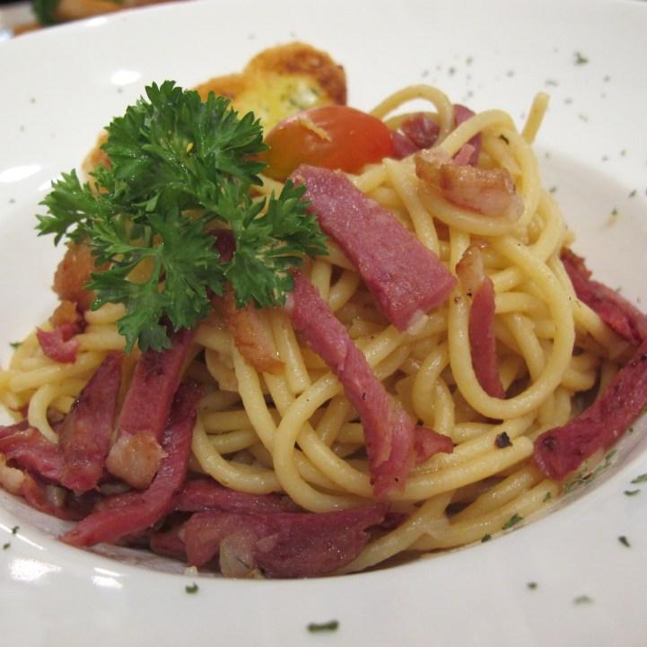 Spaghetti Aglio Olio 75K