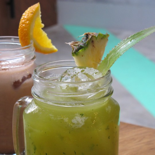 Pineapple Mint Juice | IDR 33K