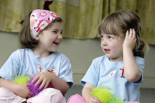 Improv Nurtures Imagination in Grandchildren