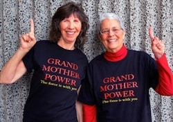 About.com Winners Donne Davis and Paola Gianturco