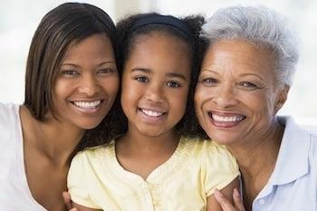 Grandparents and Grandchildren Share a Common Ally