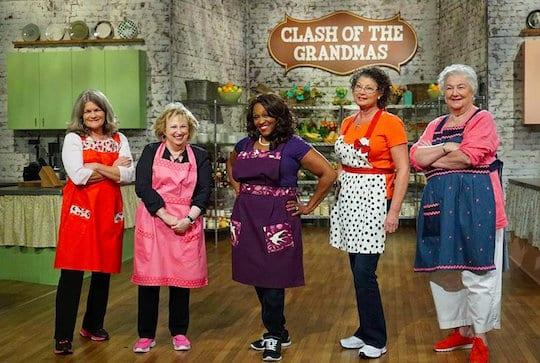 Clash of the Grandmas on Food Network