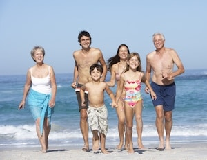 8 Tips for Enjoying Multigenerational Vacations