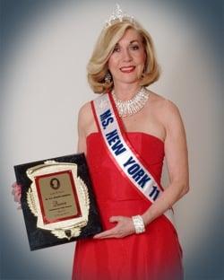 Congratulations, Ms. New York Senior America 2011