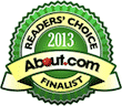 Readers Choice finalist