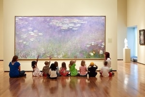 Art Appreciation with Our Grandchildren