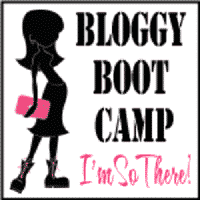 bloggy bootcamp logo
