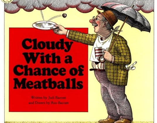 Cloudy With a Chance of Meatballs Wins Rave Reviews