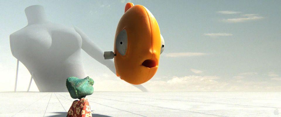 Hvis et firben slikker på sig selv, får den så også syretrip? (image credit: ILM)