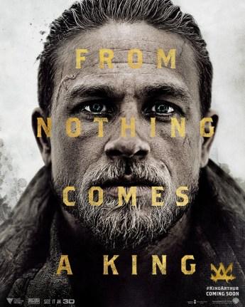 Guy Ritchie er tilbage med en King Arthur og man bliver nød til at overveje om det nu også er den bedste brug af hans evner.