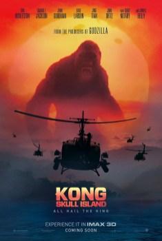 Jeg tror PR-manden for Kong: Skull Island skal holde en pause med at se Apocalypse Now, det er tydeligvis gået ham til hovedet.