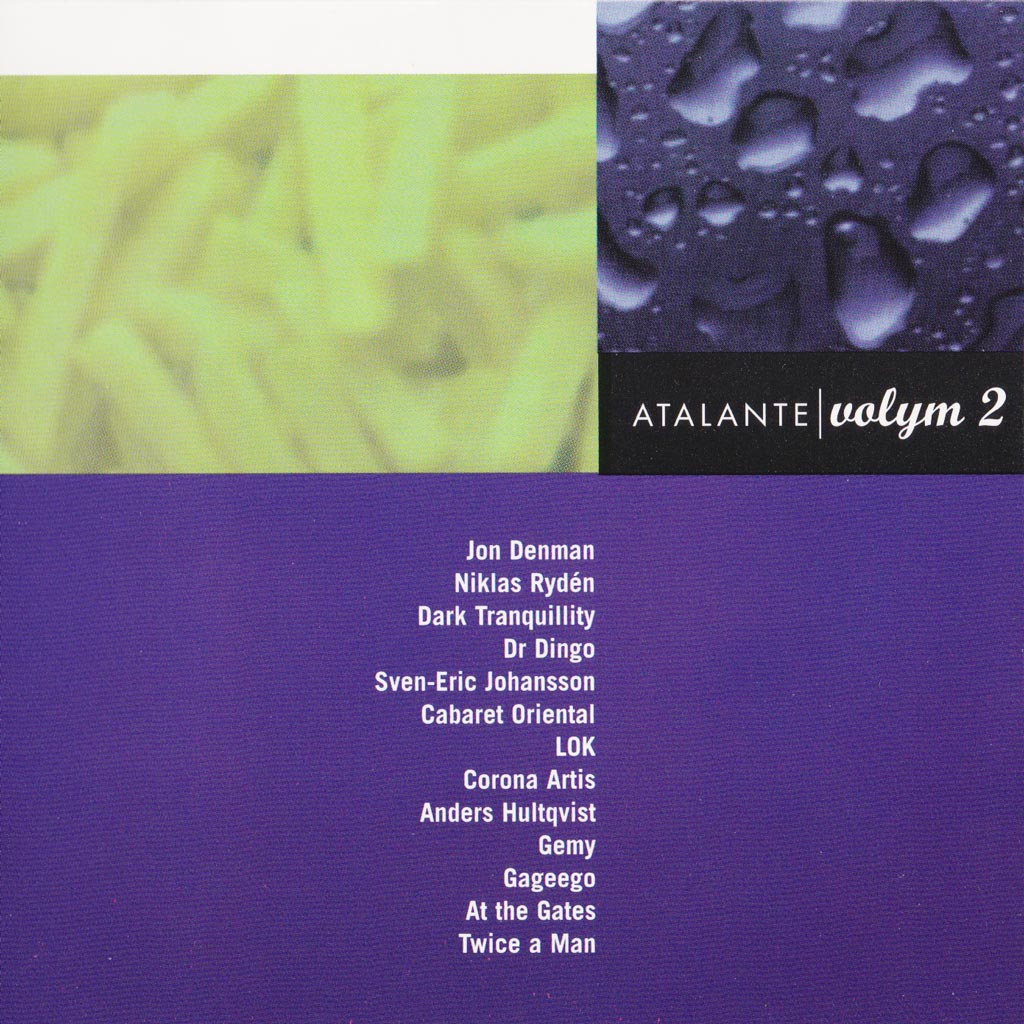 Atalante volym 2 cd album cover