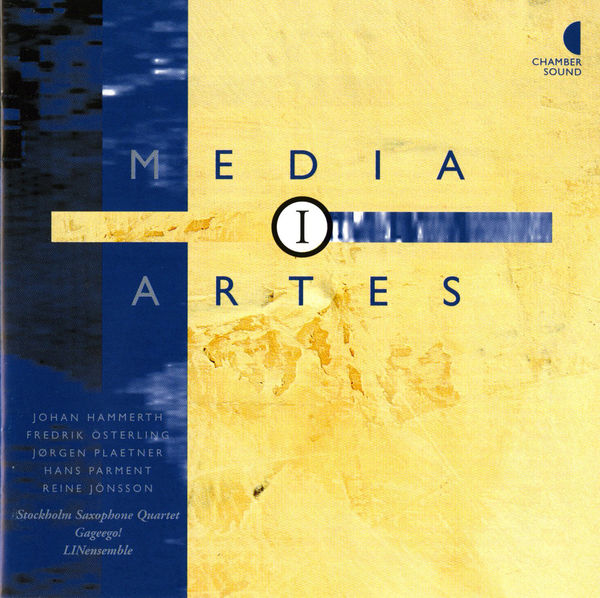 Media Artes vol. 1 cd album cover