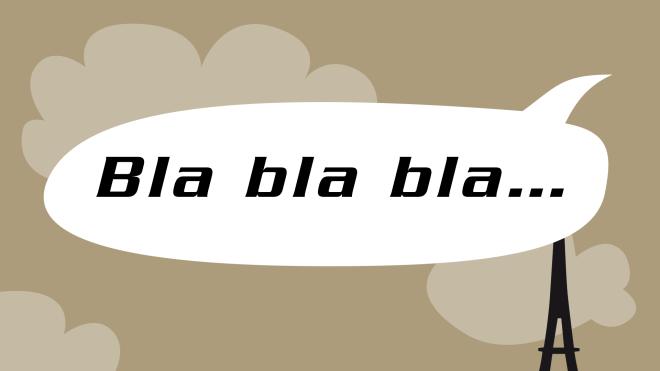 Tonsättarsamtal: Bla bla bla