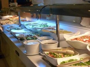versch.Salat Varianten