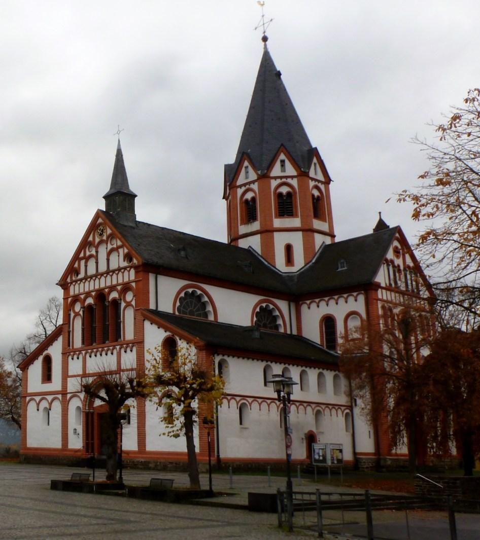 Die Kirche von Sinzig
